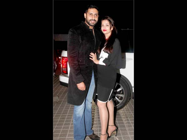 Aish Talks About Her Hubby