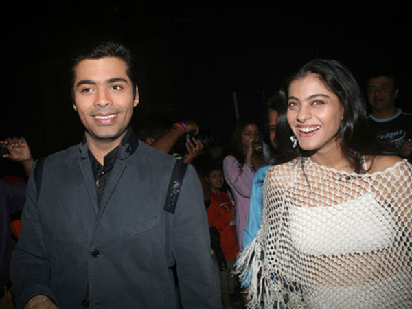 Karan On His Friendship With Kajol