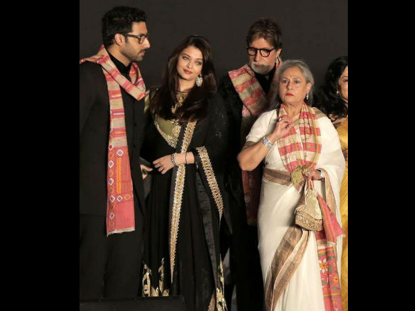 OMG! The Bachchan Family Is Still Upset With Aishwarya Rai For Her Intimate Scenes In ADHM