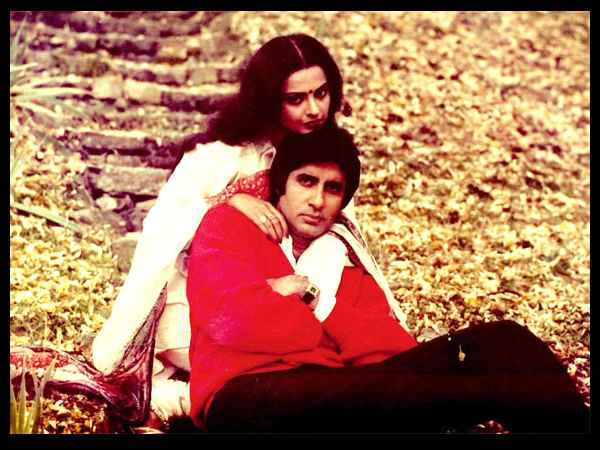 Jaya Was Crying During Rekha-Amitabh's Love Scenes