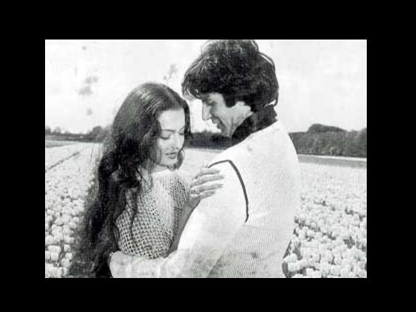 Amitabh To Never Work With Rekha