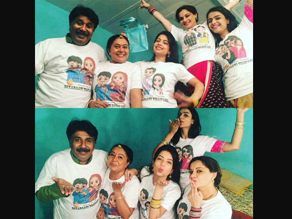 Team DABH Receives Gifts From Fans