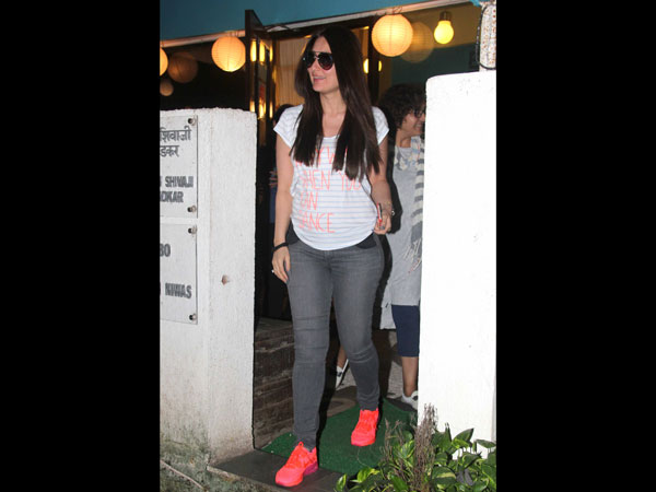 Kareena Expecting A Boy?