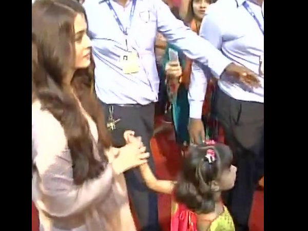 Little Aaradhya Leads The Way