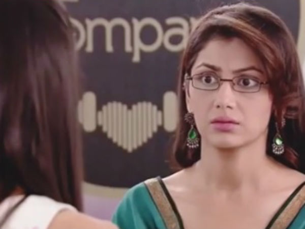 Pragya Worried