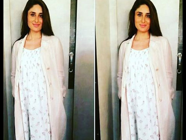 Kareena's Work Commitments
