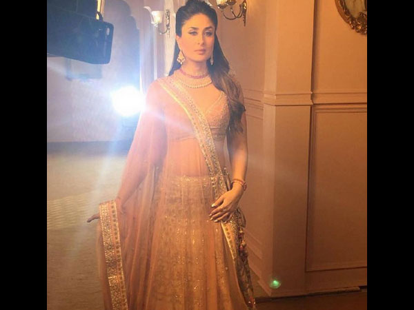 Kareena's Photohoot