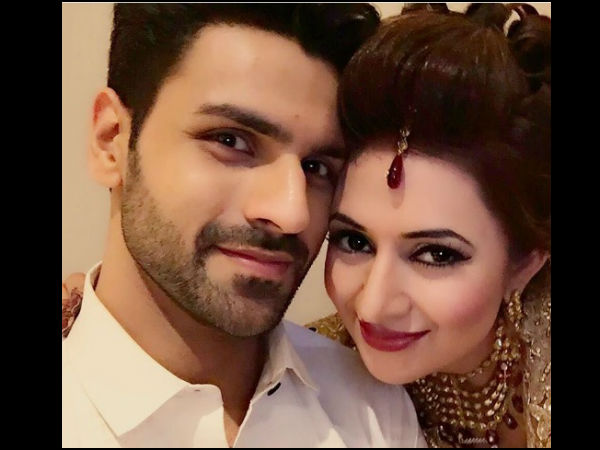 Vivek & Divyanka Miffed With Media!