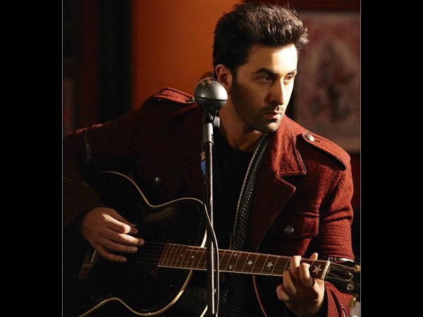 Ranbir's Intense Look