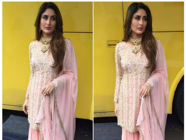 Kareena Loves Her Work