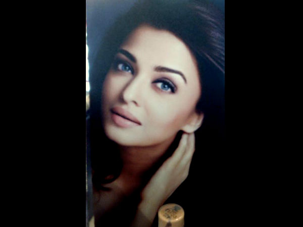 The Latest Print Ad Featuring Aishwarya