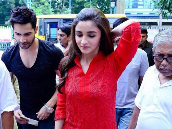 Varun's Equation With Alia