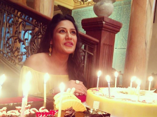 Surbhi Chandna's Birthday Celebrations