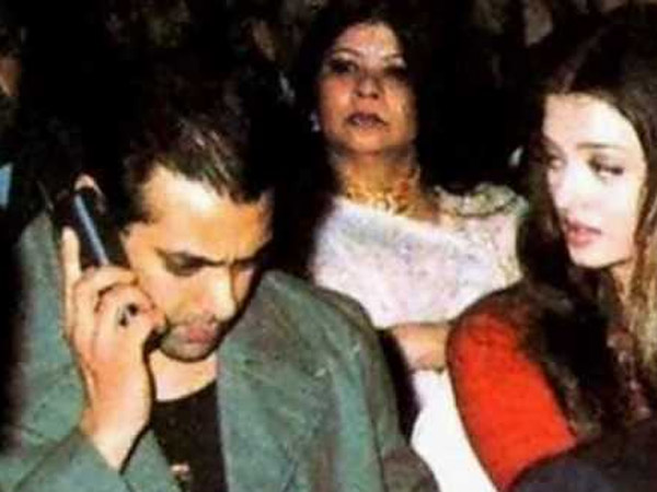 Salman Had Misbehaved With Aishwarya's Parents