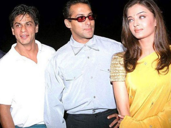 Salman Used To Suspect Aishwarya, A Lot!
