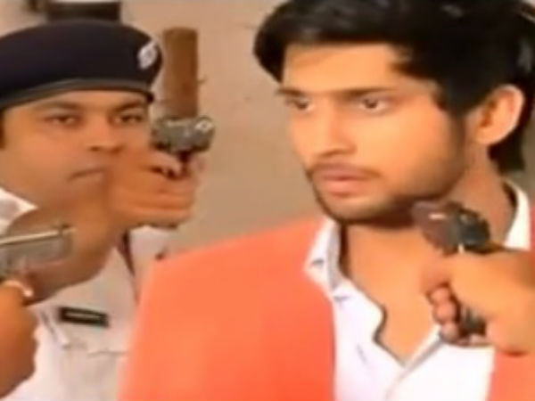 Sanskar Gets Lakshya Arrested!