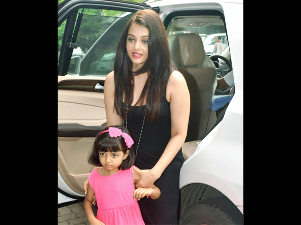 Aaradhya Is The Embodiment Of Love