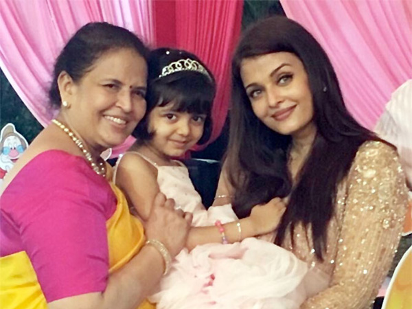 Aaradhya's First Day In School
