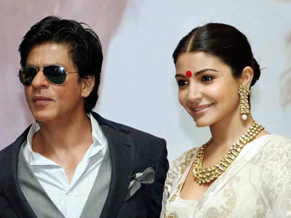Shahrukh & Anushka's Friendship