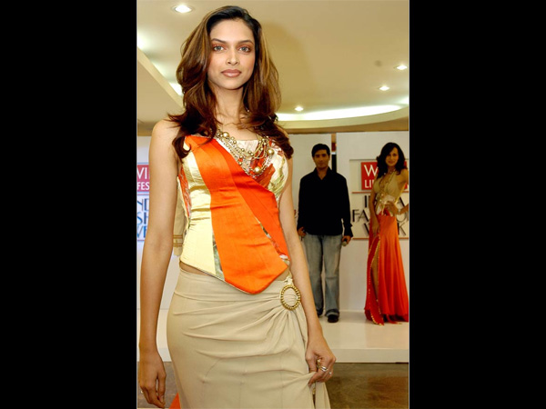 Deepika's Runway Debut In 2005