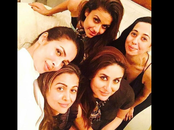 Kareena Loves To Be Around Positive People