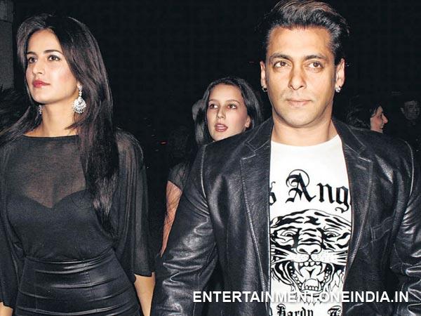 Salman Khan's alleged girlfriend insecure of Katrina Kaif?