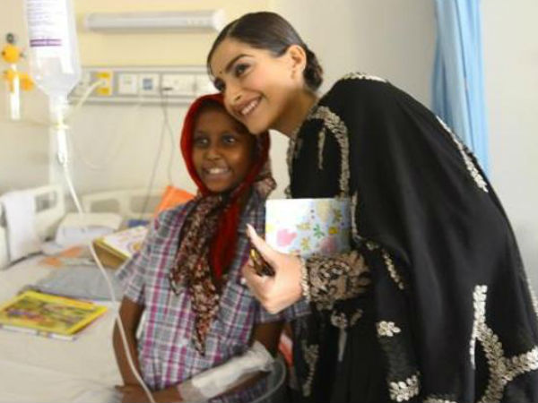 We're Proud Of You Sonam