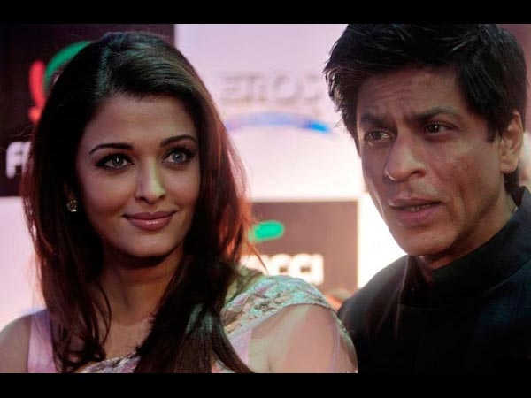 Gauri Spoke To Aish
