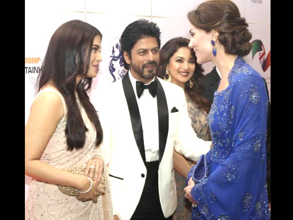 Shahrukh's Closeness With The Bachchan Family