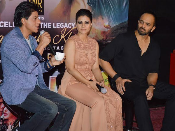 SRK's Interview