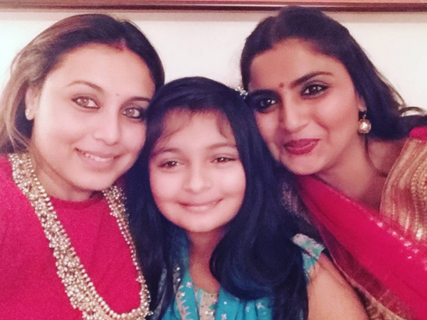 Rani's Latest Picture