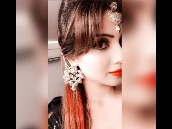 Adaa's Look In Naagin 2