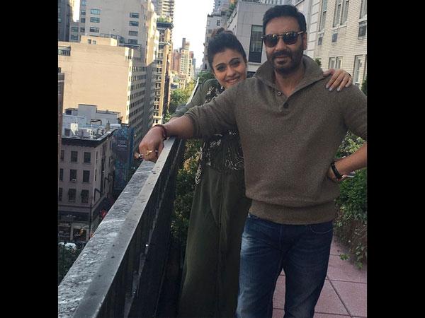 'Darkhaast' highlights Ajay Devgn and Erika Kaar's love story in 'Shivaay'.