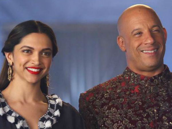 Deepika's Funny Confession About Vin Diesel