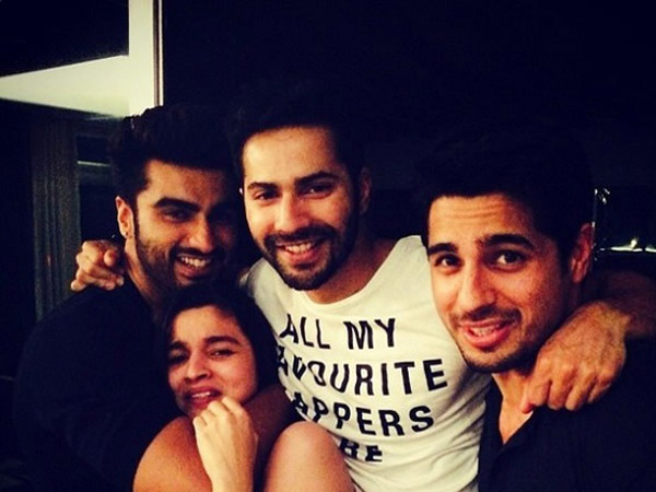 Sid Is One Of The Closest People: Alia