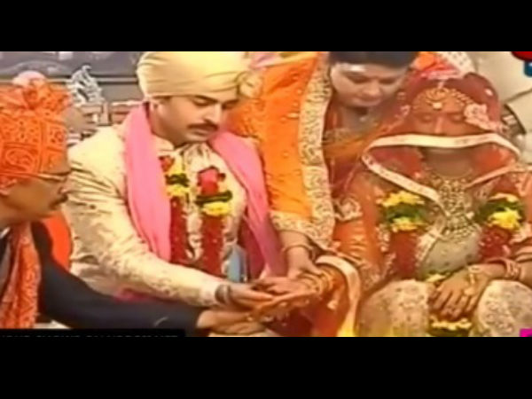 Vividha & Ravish Get Married