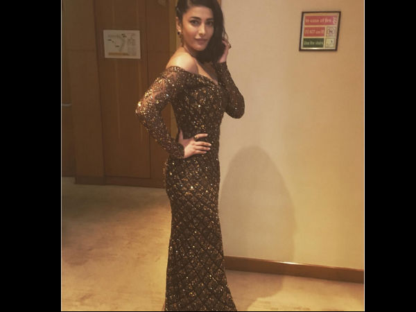 The Gorgeous Shruti Haasan