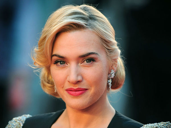 Kate Winslet Was Bullied For Being Chubby In Her Younger Days