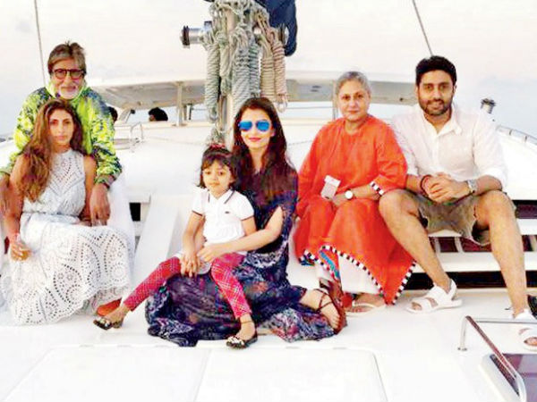 Bachchans Are Professionals
