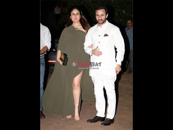 Unbelievable! Kareena Kapoor Rejected Saif Ali Khan Twice & The Reason Is Not That Convincing!