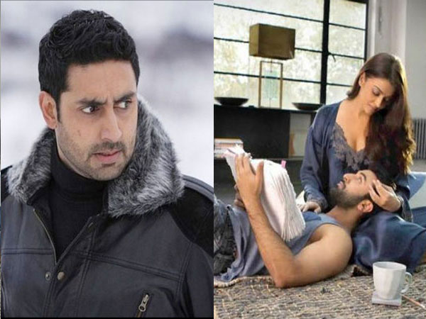 DON'T MISS: Is Abhishek Bachchan Upset With Ranbir Kapoor For His Steamy Scenes With Aishwarya Rai?