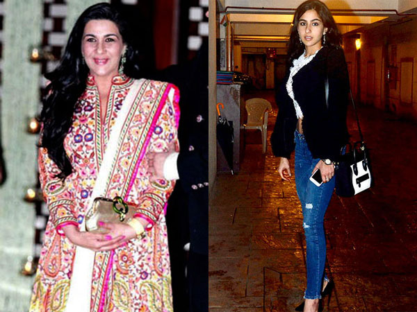 Really SHOCKING! Sara Ali Khan Lost Two Big Films Because Of Mother Amrita Singh!