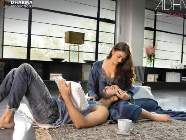 ADHM New Hot Pictures: Aishwarya Rai Bachchan & Ranbir Kapoor Take Romance To Another Level!