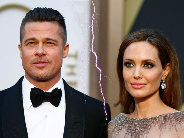 Angelina Jolie Leaves Movie Project To Avoid Brad Pitt