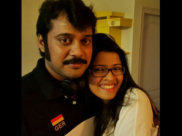 Bala And Amrutha Suresh File For Divorce - Filmibeat