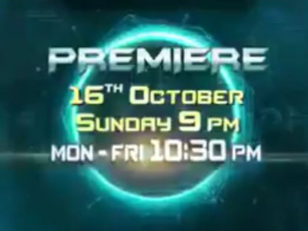 Its Official! Bigg Boss 10 To Air On October 16; Krishnadasi & Ashoka To Go Off Air!