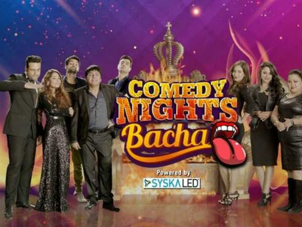 Comedy Nights Bachao To Be Revamped!