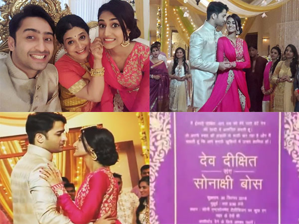 Kuch Rang Pyar Ke Aise Bhi: Dev & Sona's Wedding Functions Begin; Sona Glows In Pink At Her Sangeet!