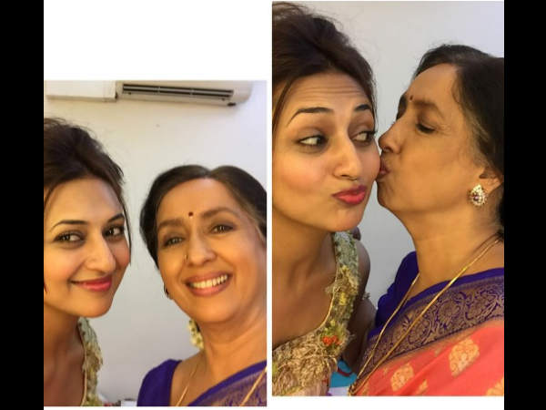 Divyanka Tripathi Shares An Adorable Message For Her On- & Off-Screen Mothers!