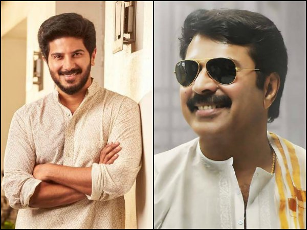 Here's What Dulquer Salmaan Has To Say About Mammootty's Thoppil Joppan!